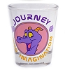 Disney World Shot Glass - Journey Into Imagination