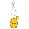 Disney Keychain - Star Wars - C-3PO Face