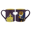 Disney Coffee Cup Mug Set - Beauty and the Beast