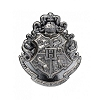 Universal Studios - Harry Potter - Hogwarts School Crest Pewter Pin
