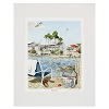 Disney Artist Print - David Doss - Beach Club Resort