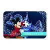 Disney Collectible Gift Card - Disneyland Fantasy - Sorcerer Mickey