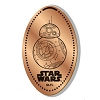 Disney Pressed Penny - Star Wars - BB-8