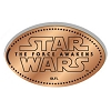 Disney Pressed Penny - The Force Awakens Logo