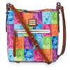 Disney Dooney & Bourke Bag - Mickey & Friends Pop Art - Crossbody