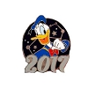 Disney Mystery Pins - 2017 Mickey and Friends - Donald