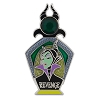 Disney Essence Of Evil Pin - #07 Maleficent