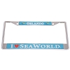 SeaWorld License Plate Frame – I Heart SeaWorld