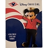 Disney Postcard Set - Walt Disney - Disney Cruise Line - 12pk.