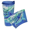 SeaWorld Tervis Tumbler - Exclusive Guy Harvey - Mako Shark and Tuna