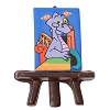 Disney Candy and Treats - Festival of the Arts - Figment - Easel