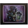 Disney Artist Print - Darren Wilson - Hatbox Haunted Stitch
