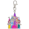 Disney Lanyard Medal - Castle Princesses