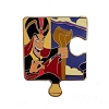 Disney Character Connection Pin - Aladdin Puzzle - Jafar