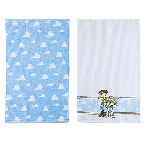 Your WDW Store - Disney Kitchen Towels - Toy Story - Woody & Buzz ...