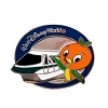 Disney Mystery Pins - Monorail Magic - Orange Bird