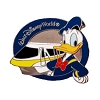 Disney Mystery Pins - Monorail Magic - Donald Duck (CHASER)