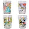 Disney McDonald's Glass Set - Share A Dream Come True  (4 Pc.)
