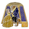 Disney Beauty and the Beast Pin - 2017 Visa Card Holder
