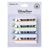 Disney Highlighters - Monorail Highlighter Set of 4