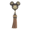 Disney Mickey Icon Pin - Tassel