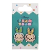 Disney Easter Pin Set - Easter Tsum Tsum - Mickey and Minnie