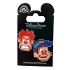 Disney Wreck-It Ralph Pin Set - Ralph and Felix