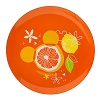 Disney Plastic Serving Tray - Citrus Mickey Icon Serving Tray