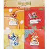 Disney 4 Pin Set - Flower & Garden Festival - 2017