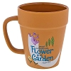 DIsney Coffee Cup Mug - Flower and Garden Festival 2017 - Terra Cotta