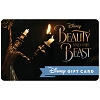 Disney Collectible Gift Card - Beauty and the Beast Live