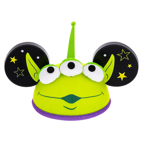 Your WDW Store - Disney Adult Ears Hat - Toy Story Alien
