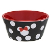 Disney Plastic Plate Set -  Minnie Dot Mini Bowl