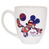 Disney Coffee Cup Mug - EPCOT World Showcase - Mickey Soccer