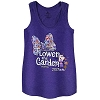 Disney Ladies Sleeveless Tee - 2017 Epcot Flower and Garden Festival