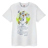 Disney Adult Tee - 2017 Epcot Flower and Garden Color Change Figment
