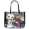 Disney Tote Bag - Alice in the Garden by Jasmine Becket-Griffith