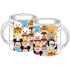 Disney Coffee Cup Mug - Tsum Tsum Stacks