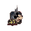 Disney Mystery Pin - Magic Kingdom 45th Anniversary - Mickey Logo