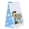 Disney Kitchen Towel Set - Toy Story - Buzz and Woody
