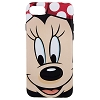 Disney iPhone Case - Minnie Mouse Face iPhone 7/6/6S PLUS