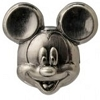 Disney - Mickey & Pals - Pewter Lapel Pin - Mickey Mouse