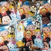 Disney Soft Foam Keychain Keyring - Tsum Tsum Blind Pack - Series 1