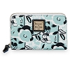 Disney Dooney & Bourke Bag - Mickey Mouse Geo Floral Wallet