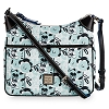 Disney Dooney & Bourke Bag - Mickey Mouse Geo Floral Crossbody