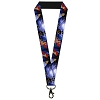 Disney Designer Lanyard - The Little Mermaid - Ariel & Eric