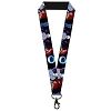 Disney Designer Lanyard - The Little Mermaid - Ariel & Ursula