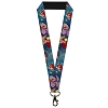 Disney Designer Lanyard - The Little Mermaid - Ariel Under the Sea