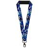 Disney Designer Lanyard - Peter Pan Flying