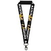 Disney Designer Lanyard - The Lion King - Simba & Nala HAKUNA MATATA